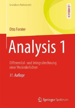 Analysis. Tl.1