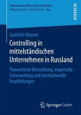 Controlling in mittelständischen Unternehmen in Russland