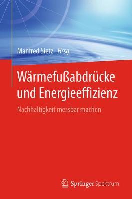 Wärmefußabdrücke und Energieeffizienz