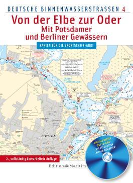 Von der Elbe zur Oder / Mit Potsdamer und Berliner Gewässern