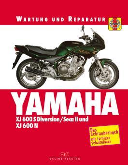 Yamaha XJ 600 S Diversion SECA II und XJ 600 N