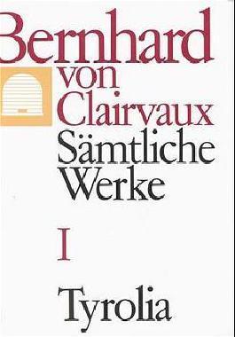 Sämtliche Werke, Bd. I
