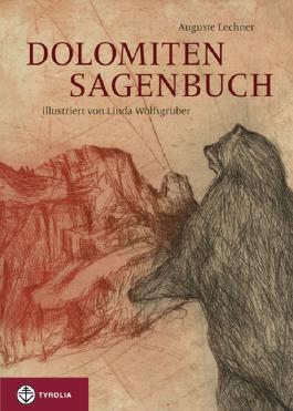 Dolomiten-Sagenbuch