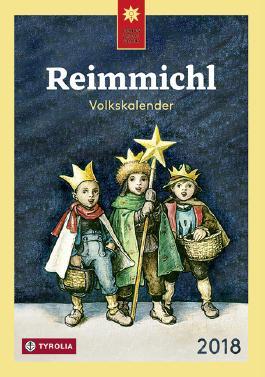 Reimmichl Volkskalender 2018