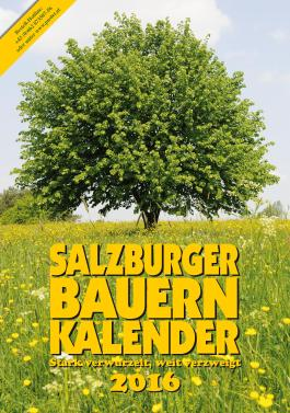 Salzburger Bauernkalender 2016