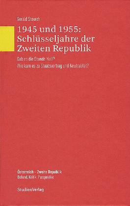 1945 und 1955: Schlüsseljahre der Zweiten Republik
