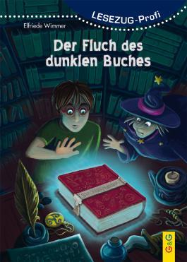 LESEZUG/ Profi: Der Fluch des dunklen Buches