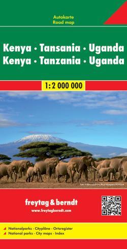 Kenya - Tansania - Uganda