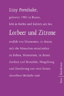 Lorbeer und Zitrone