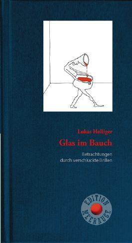 Glas im Bauch