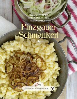 Das große kleine Buch: Pinzgauer Schmankerl