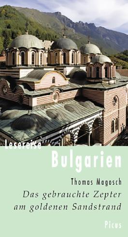 Lesereise Bulgarien: Das gebrauchte Zepter am goldenen Sandstrand