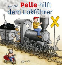 Pelle hilft dem Lokführer