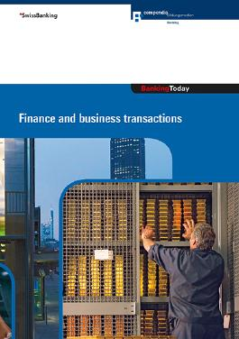 Banking Today - Finance and business transactions