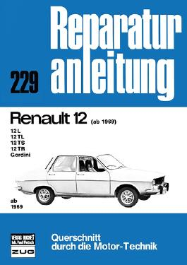 Renault 12 ab 1969