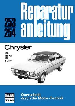 Chrysler 160/160 GT/180 2 Liter