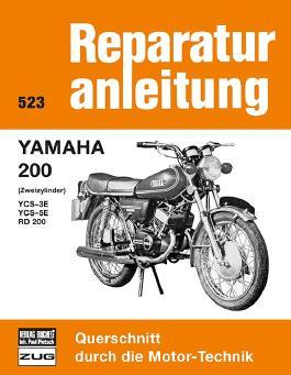 Yamaha 200