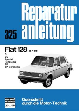 Fiat 128 ab 1976