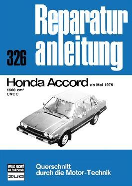 Honda Accord ab Mai 1976