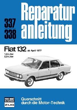 Fiat 132 ab April 1977