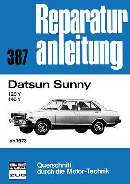 Datsun Sunny ab 1978