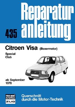Citroen Visa ab September 1978