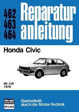 Honda Civic ab Juli 1979
