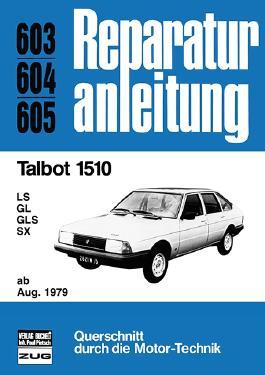 Talbot 1510 ab August 1979