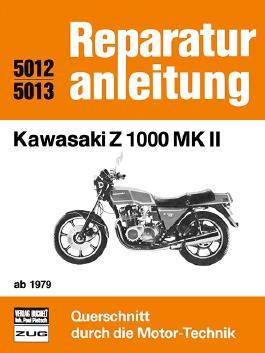 Kawasaki Z 1000 MK II ab 1979