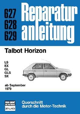 Talbot Horizon ab September 1979