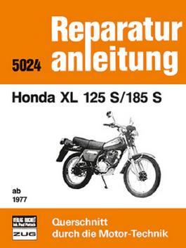 Honda XL 125 S/185 S ab 1977