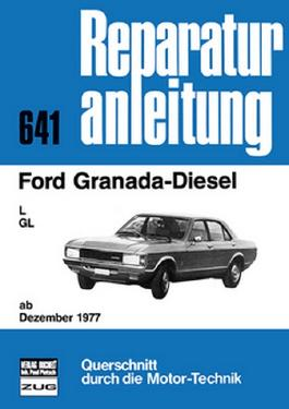 Ford Granada Diesel