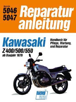 Kawasaki Z 400 / Z 500 / Z 550