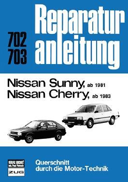 Nissan Sunny ab 1981 // Nissan Cherry ab 1983