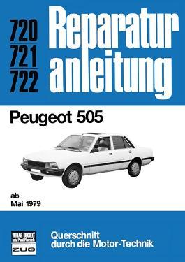 Peugeot 505 ab Mai 1979