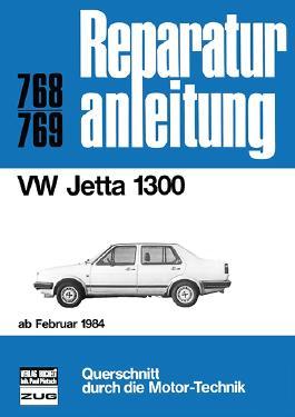 VW Jetta 1300 ab Februar 1984