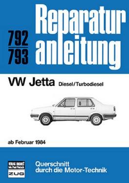 VW Jetta ab Februar 1984
