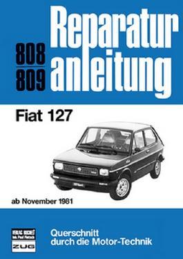 Fiat 127 ab November 1981