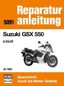 Suzuki GSX 550