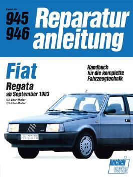 Fiat Regata ab September 1983