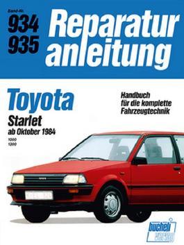 Toyota Starlet ab Oktober 1984
