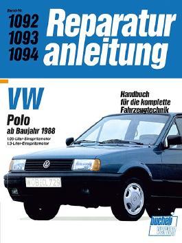 VW Polo ab Baujahr 1988