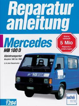 Mercedes-Benz MB 100 D Kleintransporter