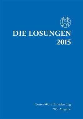 Die Losungen 2015 - Deutschland / Die Losungen 2015