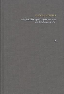 Schriften über Mystik, Mysterienwesen und Religionsgeschichte