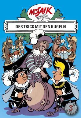 Mosaik von Hannes Hegen: Der Trick mit den Kugeln