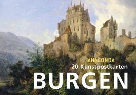 Postkartenbuch Burgen