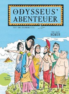 Odysseus' Abenteuer / Odysseus Abenteuer (Comic)