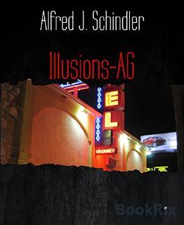 Illusions-AG: Mysterythriller