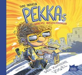 Pekkas geheime Aufzeichnungen. Der komische Vogel (01)
